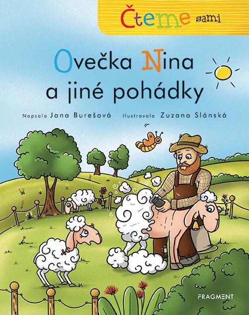 Ovečka Nina a jiné pohádky